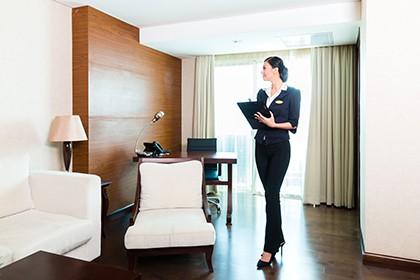 Gobernanta de Hotel