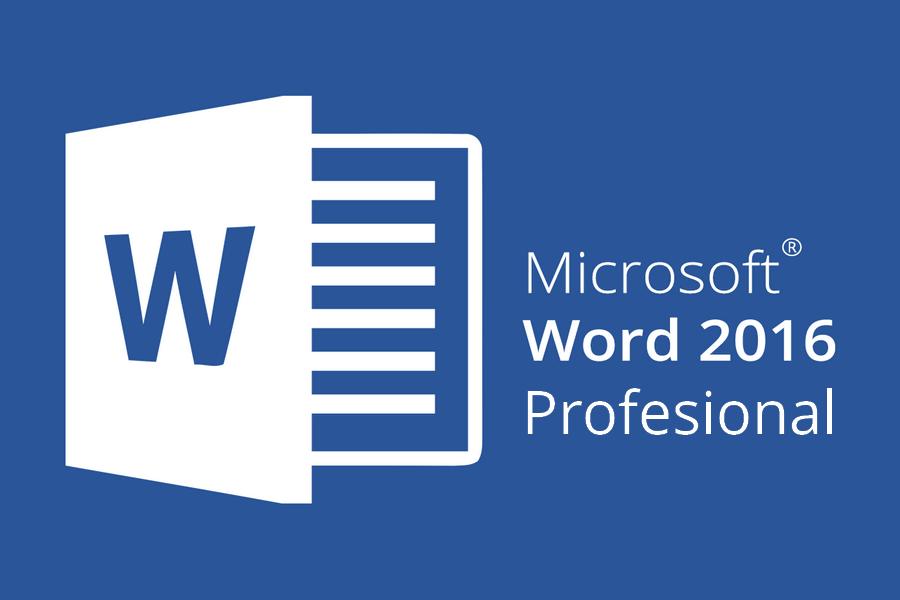Curso de Microsoft Word 2016 Profesional