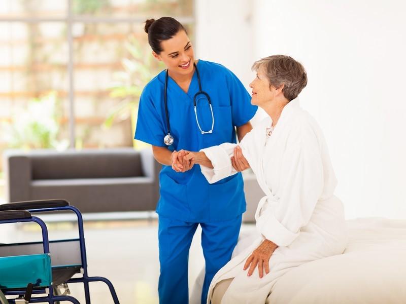 Curso de Auxiliar de Enfermería en Geriatría