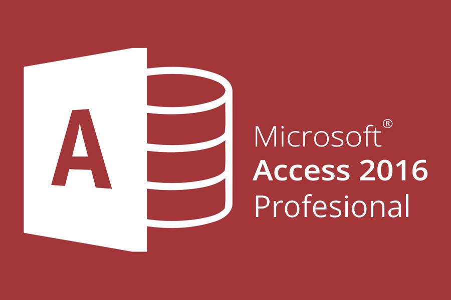 Curso de Microsoft Access 2016 Profesional