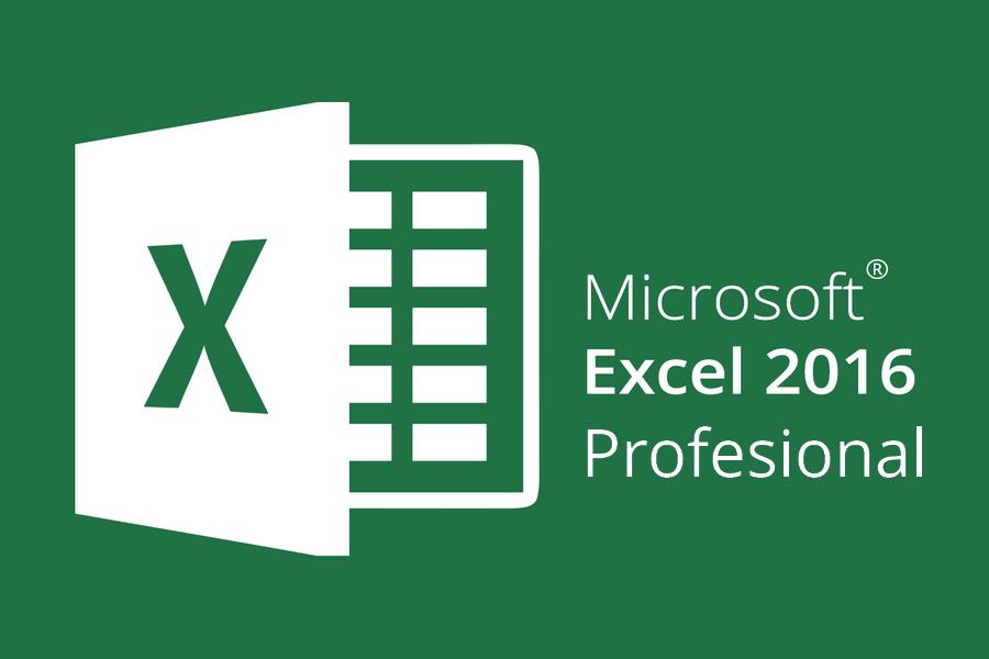 Curso de Excel 2016 Profesional